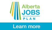 Alberta Jobs Plan - Learn more